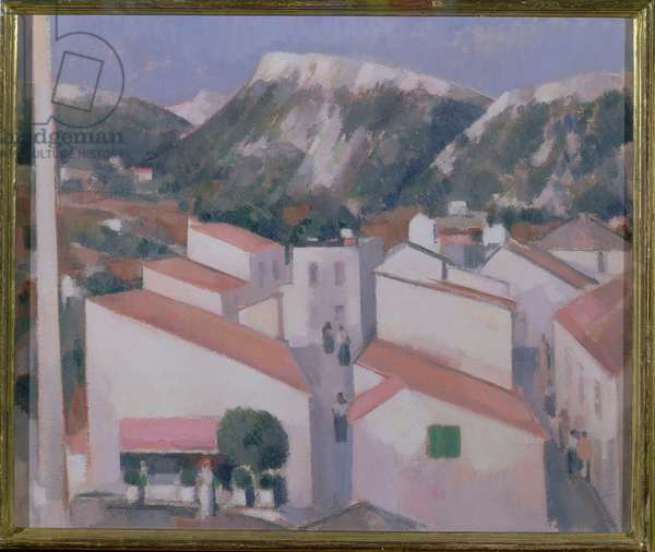 Cassis, c.1913 (oil on canvas)