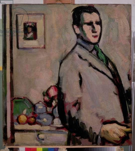 Self Portrait (oil)