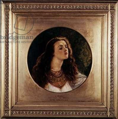 The Lady of Shalott, 1832