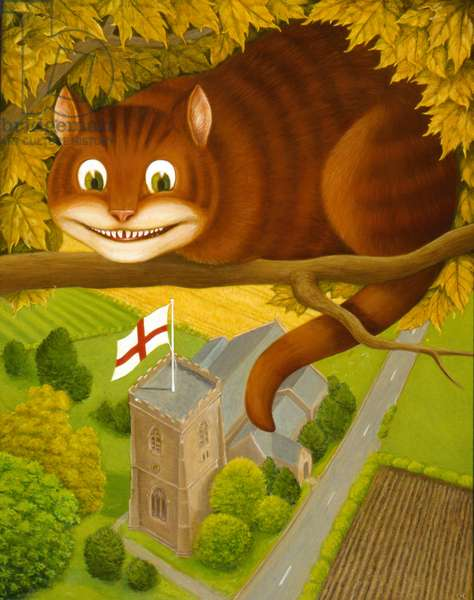 The Cheshire Cat at Daresbury