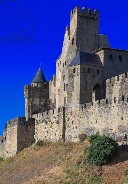 The Count's Castle buildings (12th century)