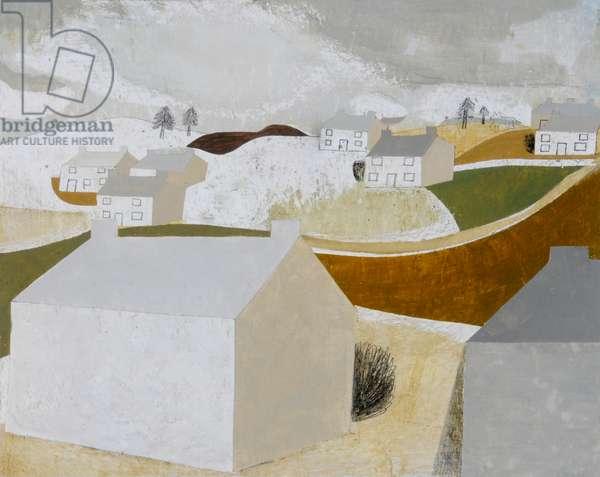 1939-41 (winter landscape - Cornwall)