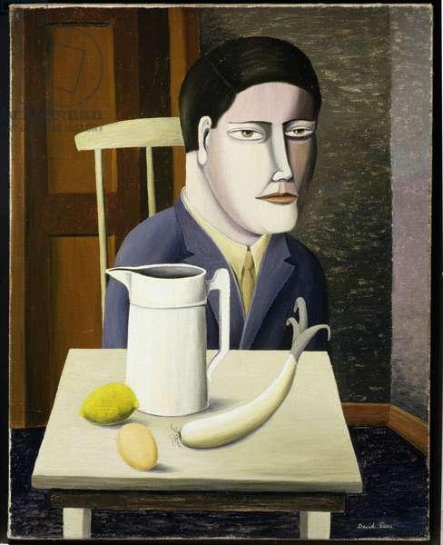 Self Portrait, c.1947 (oil on canvas)