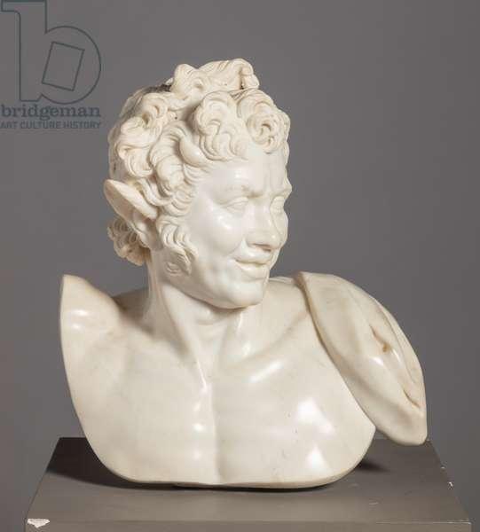 A Faun (marble)
