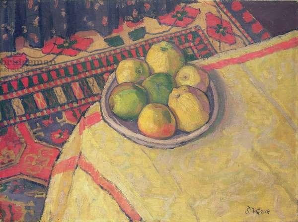 Still Life, 1912 (oil on canvas)