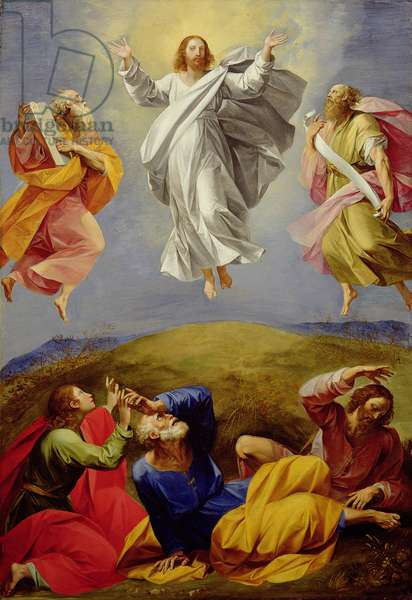 The Transfiguration (oil on canvas)