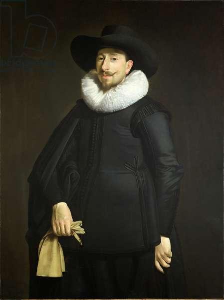Portrait of Frans van Limborch, 1632 (oil on canvas)