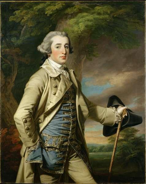 Francis Burdett (1743-94), 1764 (oil on canvas)