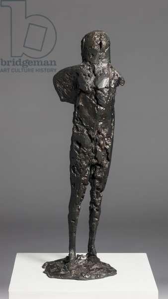 Maquette for Birdman, c.1989 (bronze)