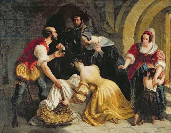 Margaret Roper (1505-44), c.1832 (oil on canvas)