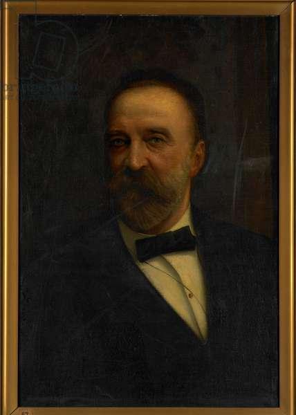 Zachariah Charles Pearson, c.1849–69 (oil on canvas)