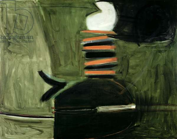 Force 8, 1960 (oil on canvas)