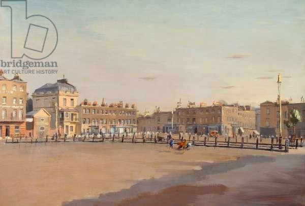 Cumberland Market, c.1900 (oil on canvas)