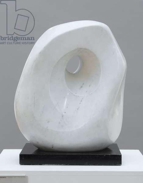 Icon II, 1960 (carrara marble)