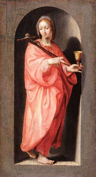 Faith, c.1600 (oil on panel)