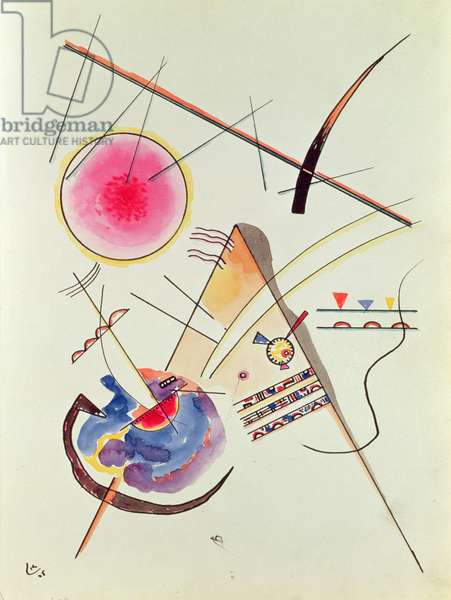 Untitled, 1925 (w/c on paper)