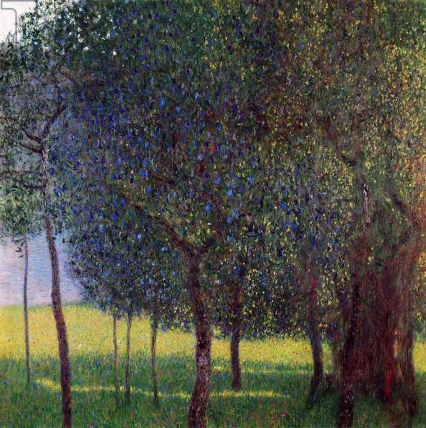 Fruit Trees, 1901 (oil on canvas)