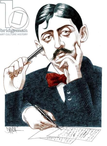 Marcel PROUST (1871-1922)