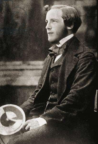 James Clerk Maxwell (coloured photo)