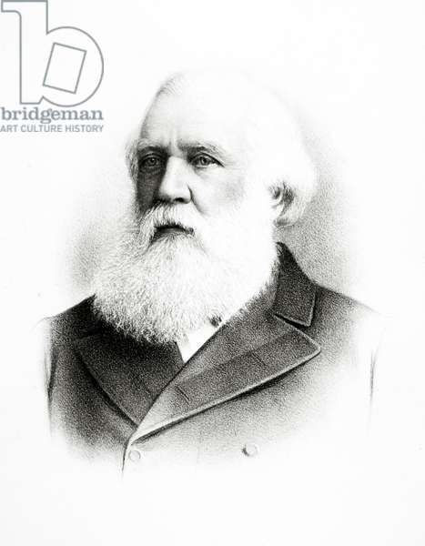 Sir Henry Austen Layard (litho)