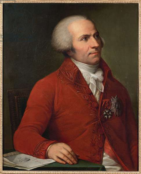 Portrait of Claude-Louis Petiet (1749-1806)