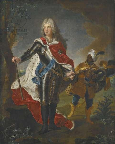 Portrait of Augustus III of Poland (1696-1763)