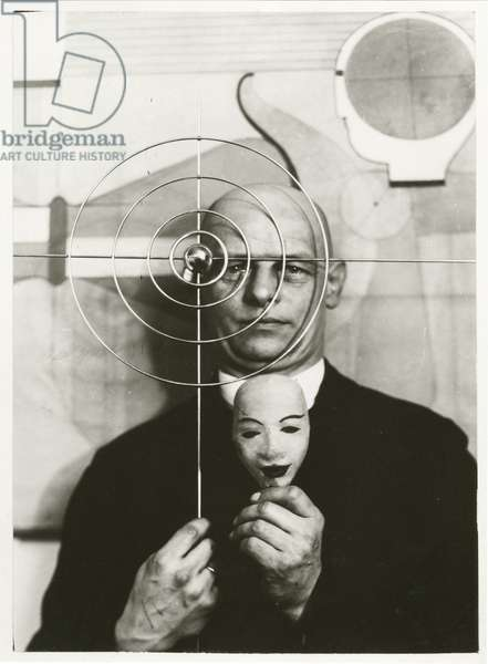 Oskar Schlemmer (1888-1943), Anonymous . Photograph, 1920s. Private collection, Germany