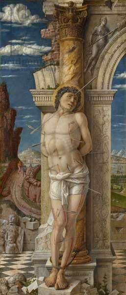 St. Sebastian, c.1459 (tempera on panel)