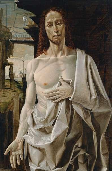 The Risen Christ, c.1490 (tempera & oil on wood)