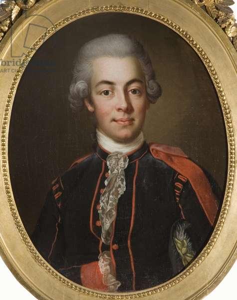 Baron Gustaf Adolf Reuterholm, homme d'etat suedois - Portrait of Baron Gustaf Adolf Reuterholm (1756-1813), by Bjoerk, Jakob (1726-1793). Oil on canvas, 1782. Dimension : 67x53 cm. Nationalmuseum Stockholm