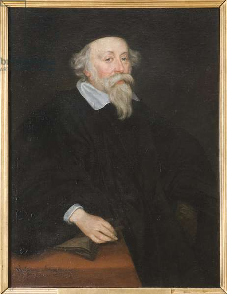 Jean Casimir de Deux PontsCleebourg - Portrait of John Casimir (1589-1652), Count Palatine of Zweibruecken-Kleeburg, by Beck, David (1621-1656). Oil on canvas. Dimension : 103x80 cm. Nationalmuseum Stockholm