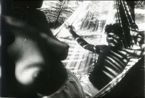 """Scene from the film """"""""!Que viva Mexico!"""""""" by Sergei Eisenstein by Anonymous. Photograph, 1931-1932. Private Collection"""