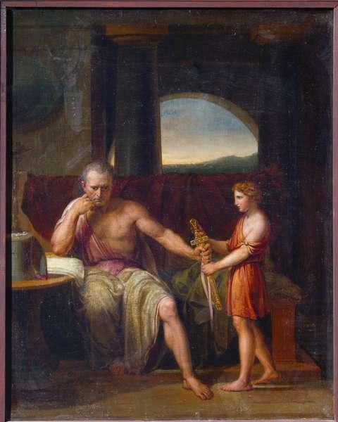 Marcus Porcius Cato Uticensis, 95-46 avant JC) (Cato Utiscensis)