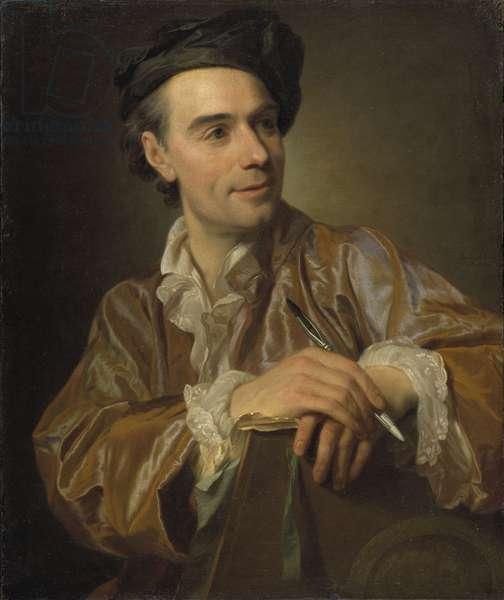 Portrait of the painter Claude Joseph Vernet (1714-1789)