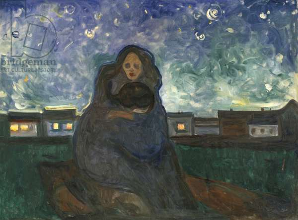 Under the Stars, 1900-05 (oil on canvas)