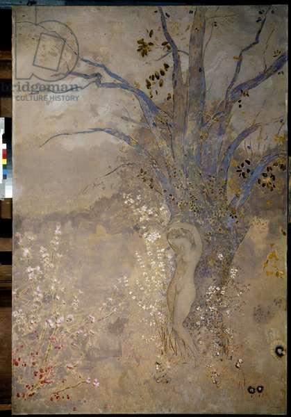 Spring by Odilon Redon
