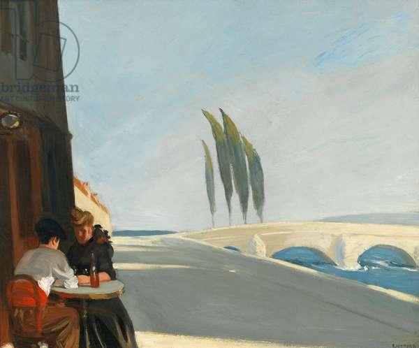 Wine bar, 1909 (oil on canvas)