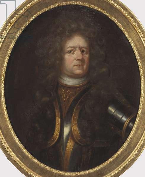 Portrait of Count Otto Wilhelm Koenigsmarck (1639-1688), by Ehrenstrahl, David Klocker (1629-1698). Oil on canvas. Dimension : 76x62 cm. Nationalmuseum Stockholm
