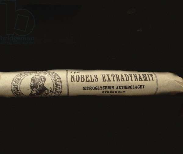 The Nobel's Extradynamit