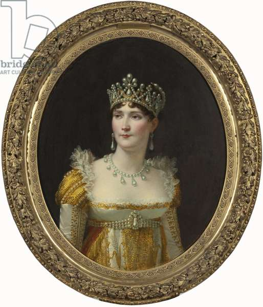 Portrait of Josephine de Beauharnais