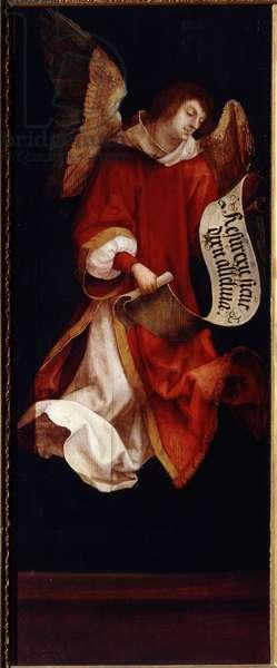 Angel, 1519 (oil on panel)