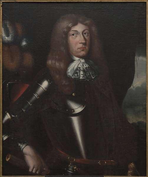 Ferdinand Kettler, duc de la Courlande Semigalie - Portrait of Ferdinand Kettler (1655-1730), Duke of Courland and Semigallia, Anonymous . Oil on canvas. Dimension : 90x75 cm. Nationalmuseum Stockholm