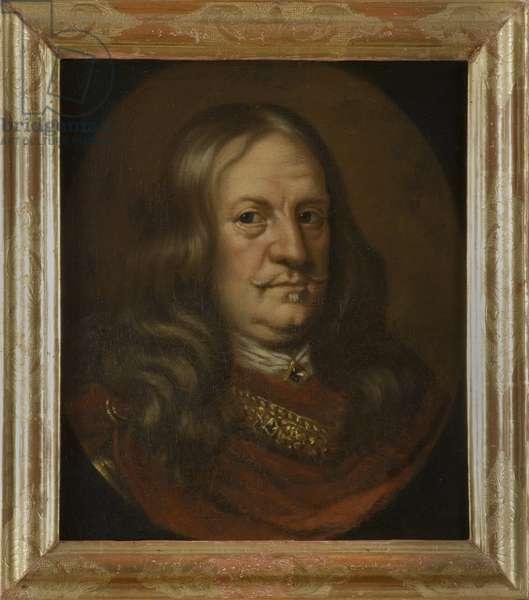 Gustav Otto Stenbock, militaire et homme d'etat suedois - Portrait of Gustav Otto Stenbock (1614-1685), by Ehrenstrahl, David Kloecker (1629-1698). Oil on canvas. Dimension : 47x41 cm. Nationalmuseum Stockholm