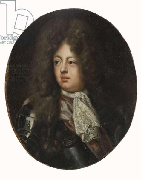 Le prince Charles (Karl) Philippe de Brunswick Lunebourg -  Portrait of Charles Philipp (1669-1690), Prince of Brunswick-Lueneburg, by Krafft, David, von (1655-1724). Oil on canvas. Dimension : 69,5x57 cm. Nationalmuseum Stockholm