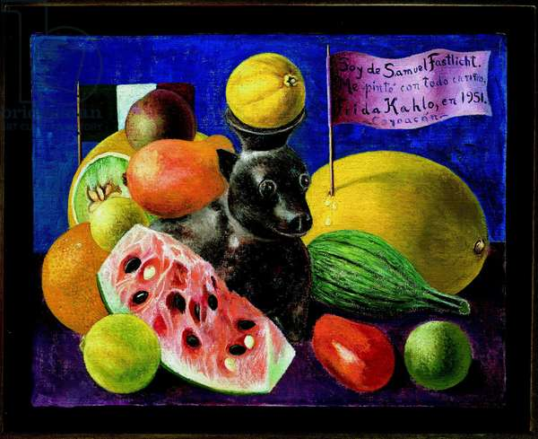 Still Life, 1951 (oil on masonite)