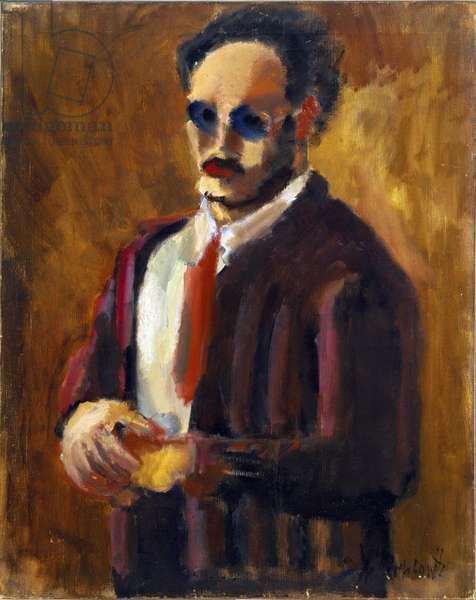 Self-Portrait, 1936 (oil on canvas)
