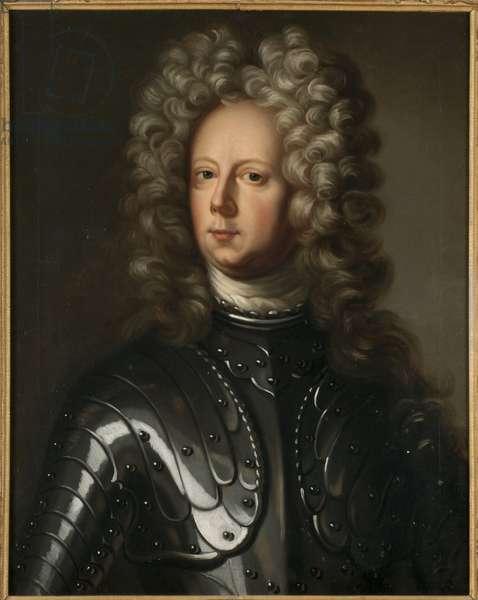 Comte Carl Gustaf Rehnskiold - Portrait of Count Carl Gustaf Rehnskioeld (1651-1722), by Krafft, David, von (1655-1724). Oil on canvas. Dimension : 74x60 cm. Nationalmuseum Stockholm