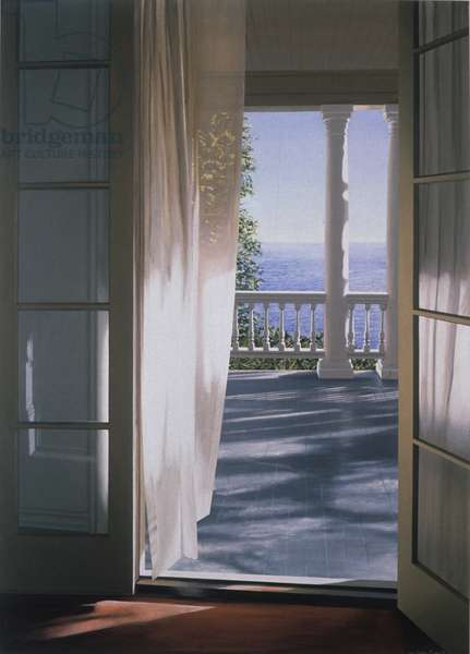 After His Appearance, 1998 (oil on canvas)
