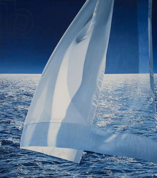 Moondrops, 2010 (oil on canvas)