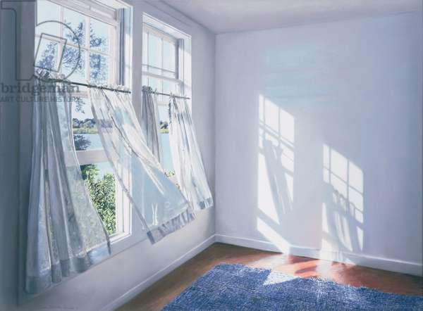 Morning Light, 1995 (pastel on paper)